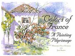 colors of france book